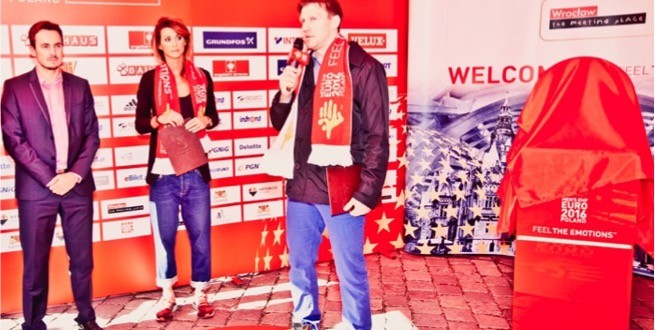 "Z cyklu ""Poznaj Ambasadora EHF EURO 2016"": Daniel Grobelny"