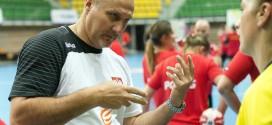 Polki trenowały wspólnie z Czarnogórkami, było gorąco. W sobotę będą emocje!
